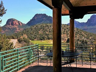 Sedona Luxury Home in Seven Canyons Private Golf Resort (Highly Rated)