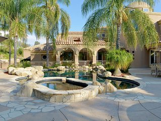 ☀️ INCREDIBLE ☀️ Private Estate! Pool, Tennis Court, Game Room, and more! Perfec