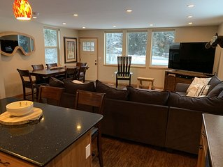 New 3 Bedroom, 2 Bath Girdwood Home with Firepit and BBQ