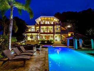 Villas Punta Gabriela, Luxury Retreat, Canopy, tree platform & concierge on site