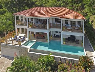 Luxury Villa At Mount Cinnamon Resort