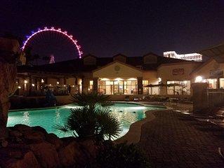 Beautiful Las Vegas 2 Bdm Condo In Amazing Resort