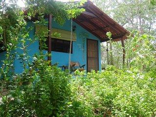 Casita home on Eco-Rancho, Nestled In The Jungle, Close Playa Maderas & Marsella