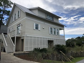 30A and Grayton Beach! Clear view of the dunes and gulf. Short walk to beach.