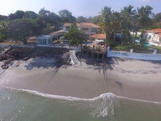 8 BEDROOM BEACH FRONT VILLA IN CORONADO BEACH, PANAMA