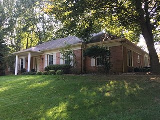 3 bedroom ranch style home in historic Prospect