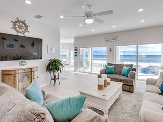 Sea Salt Cottage: Amazing home located on Navarre Beach. Sleeps 13 comfortably!