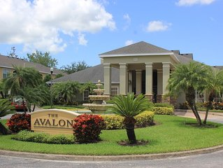 NEW! Amazing main floor resort style condo at Avalon