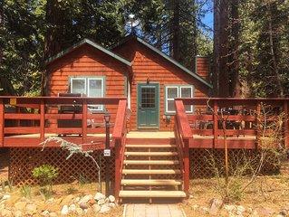 Updated 'Old Tahoe' Cabin - Kings Beach near beach
