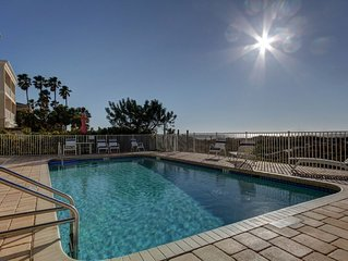 Large, Exclusive Gulf Side Condo, 3 BR-2BA in Beautiful Indian Rocks Beach