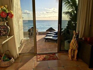 Large 4 Bedroom Luxury Villa on the Beach 4 Less!