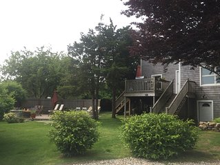 Family friendly, private, great gounds. 1 min to Ditch. 2 blks to MTK Downs.