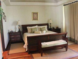 Spacious Villa near White Sand Beaches