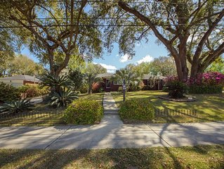 Cozy and private, 15 min from DTown Charleston and Beaches