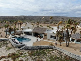 La Ribera Beachfront Home 'As Seen on HGTV's Mexico Life'