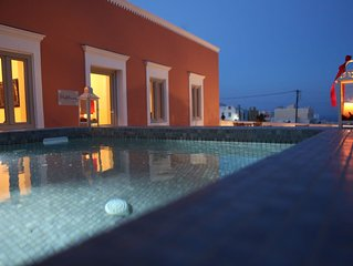 Mansion Sea View, Outdoor Heated Plunge Pools