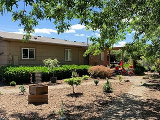Clean and Comfortable - 3 bedroom close to wineries in Patton Valley