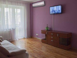 2-bedroom apartment, street Marshala Tymoshenka 3v