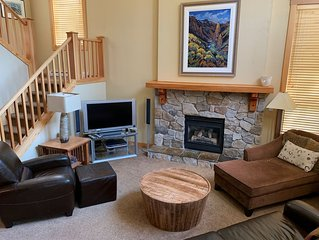 Awesome Location!  Steps away from Greywolf Golf Course at Panorama Mountain, BC