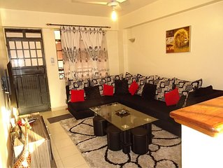 Comfortable apartment next to the National Museums of Kenya.