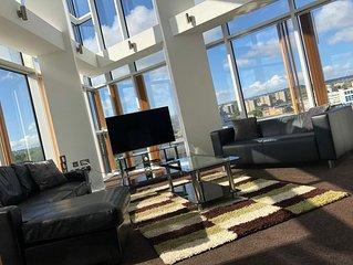 Luxurious City Centre Duplex Penthouse Apartment