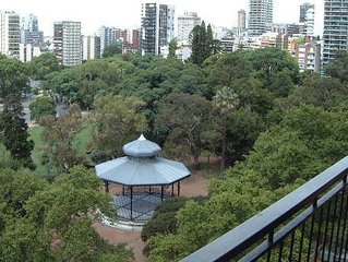 Enjoy Tango From 9th Floor Of Historical Building w/ 24-hr Security. 3+ Bedrooms