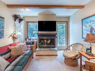 Ghostriders #5: 2 BR / 2 BA condo in Telluride, Sleeps 6