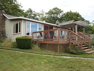 Spectacular Lake Front Views Offers Privacy, Peace & Serenity! Pet Friendly!