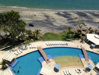 Beachfront Apartment for Rent at Santa Clara