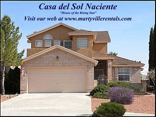 'FEATURED'  5 Star Rating! Spacious 2 story home with 'Refrigerated Central Air'