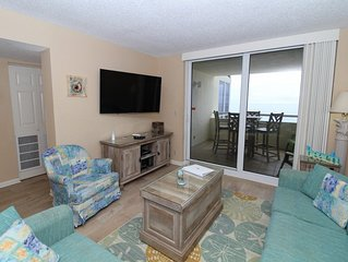 Perdido Sun 608- Beach Front View + Great location in heart of Perdido Key