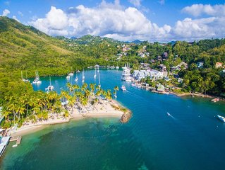 FABULOUS 1 BED APARTMENT IN MARIGOT BAY MARINA VILLAGE