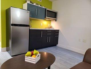 Studio Apartment Unit