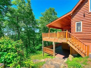 Secluded Mountainbrook Paradise in Little Switzerland NC