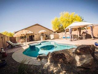 Great rates! **San Tan Valley** Backyard Oasis/ Resort Style Feel**
