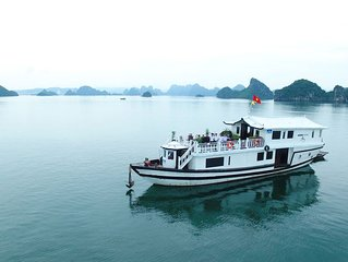 Halong 4Star Amira Private Cruise