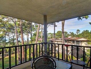 Ocean Pines #3 - Pebble Beach Condo - In the Treetops
