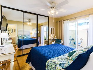 Separate Entrance to private BDRM w/attached private BA!  10 Miles to Disneyland