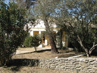 Provençal House with 12 X 6 Pool Surrounded by the Alpilles