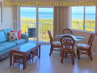 Awesome full Ocean view with 2 step out balconies - Sunbeam Dream at Ocean Point