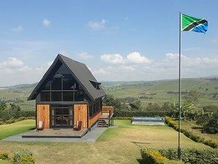 Private Chalet with a beautiful view of Mt Meru 15minutes from arusha town