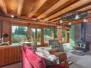 Robin's Nest-Stunning Mountain Cabin, Great Mountain Views, A/C