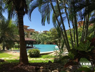 THE OAKS PENTHOUSE Tamarindo Conchal Flamingo