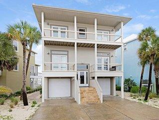 Totally Renovated Beach House! 5BRs & Bonus Room!