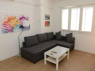 22-COZY APARTMENT IN THE HEART OF FLORENTIN WITH FREE NETFLIX