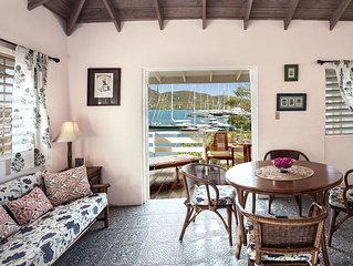 Charming Studio Apartment with Stunning Sea Views.Great Rates