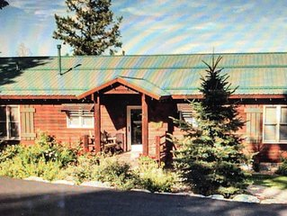 Private Ranch/Estate in Lakeside MT just minutes from Flathead Lake.