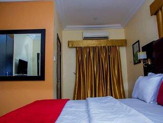 Super Furnished 3-Bedroom Duplex