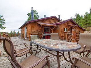 Fawn Haven Cabin near Bailey Colorado