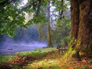 Your River Retreat Awaits ($180 Canadian )